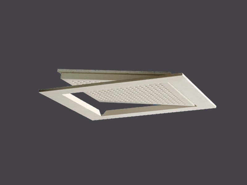Strong Plasterboard hatches in abutment for false ceilings STRONG HATCH DOORS IN PLASTERBOARD - Gyps