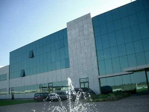 Structural glass facade Structural facade - Sap Sistemi