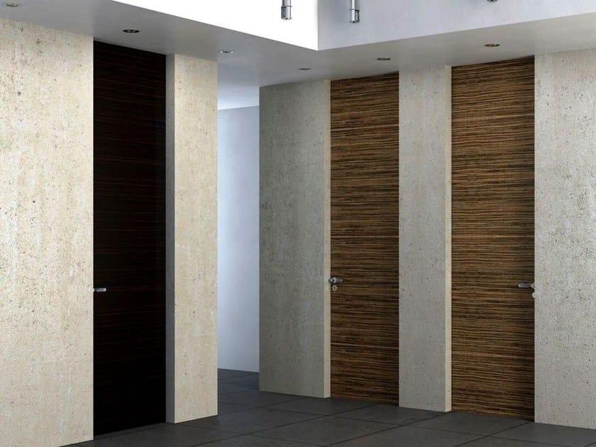 Hinged wooden door SUITE 100 - Interno Doors