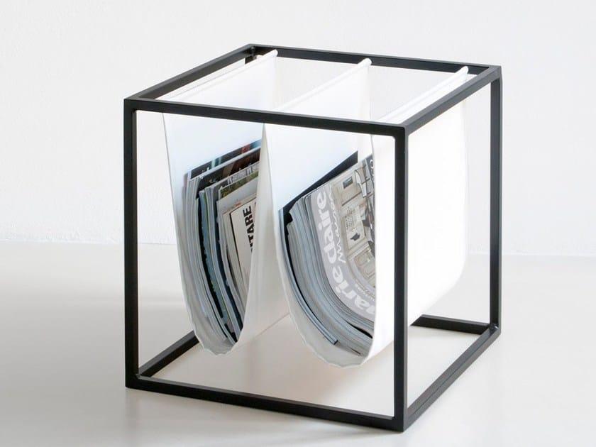 Iron magazine rack T | Magazine rack - bigdesign