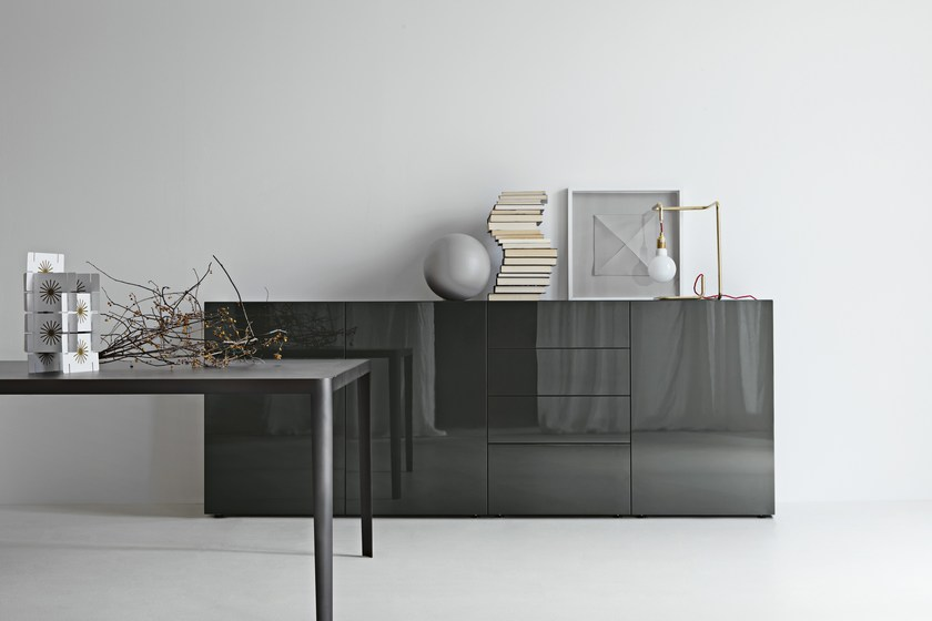 T030 libreria by lema design piero lissoni - Mobili lema soggiorno ...