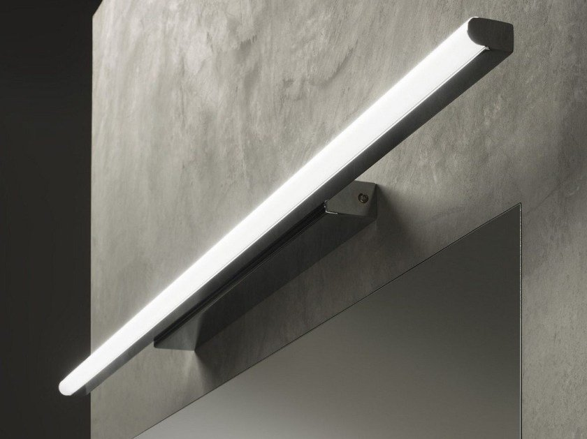 Fluorescent wall light TAB LED - Olev by CLM Illuminazione