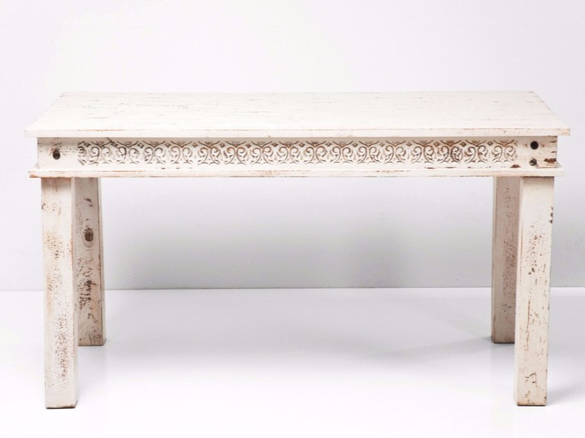 Rectangular wooden table TABERNA | Table - KARE-DESIGN