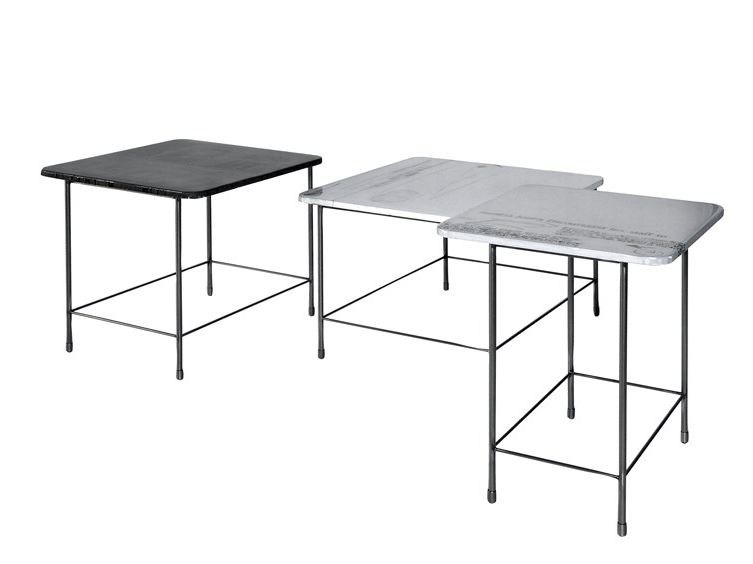 Tavolino quadrato TABLE-AU - BAXTER