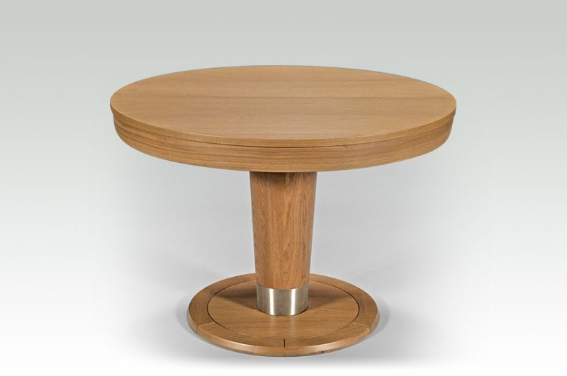 Extending round table TABLE MODERNE À LA CARTE MV27 - DASRAS