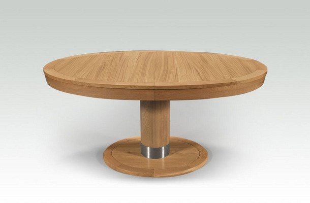 Extending oval table TABLE MODERNE À LA CARTE ML250 - DASRAS