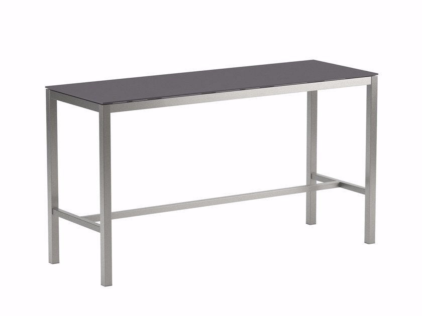 Rectangular high table TABOELA | High table by ROYAL BOTANIA