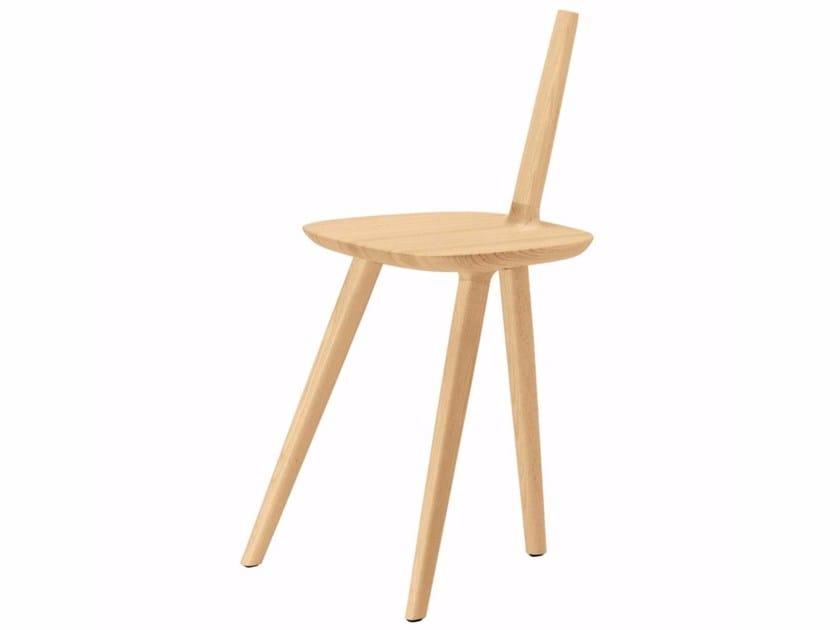 Ash coffee table TABU LOW TABLE - 079 - Alias