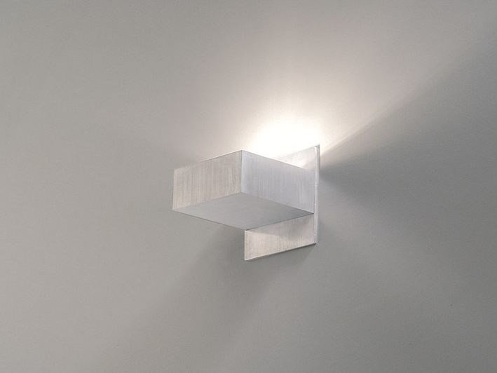 Aluminium wall light TAF 1&2 IN (interior lighting) by BEL-LIGHTING