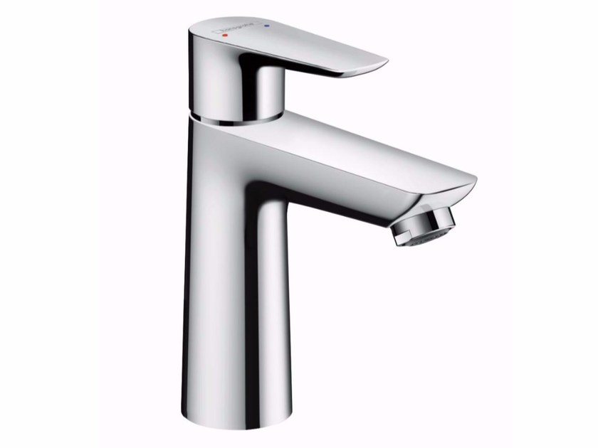 Countertop single handle washbasin mixer TALIS E 120 - HANSGROHE