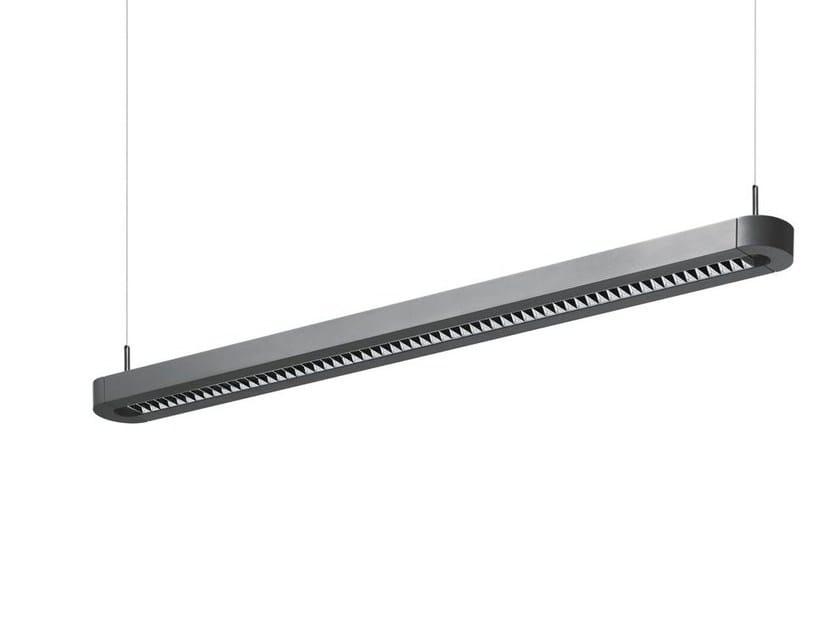 Modular extruded aluminium pendant lamp TALO SYSTEM - Artemide Italia