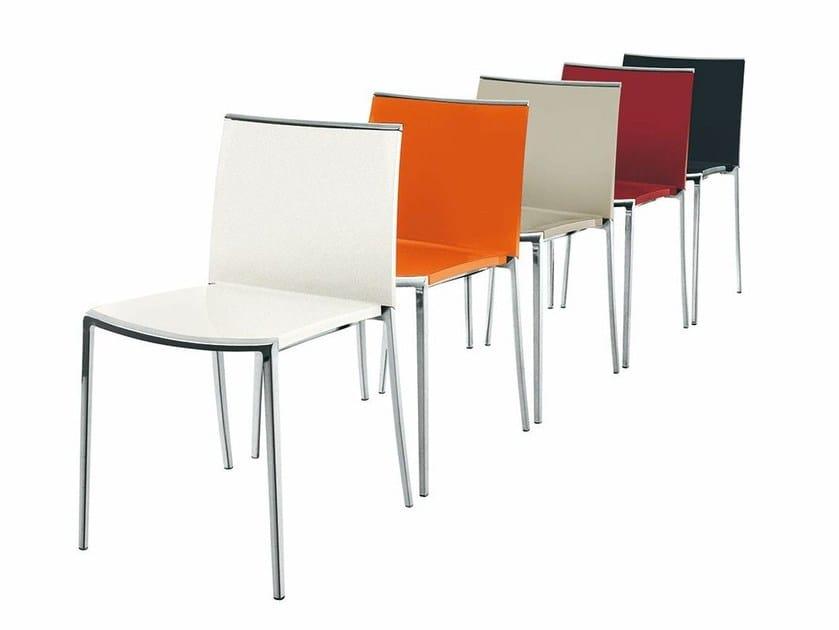 Aluminium chair TANGO - ALIVAR