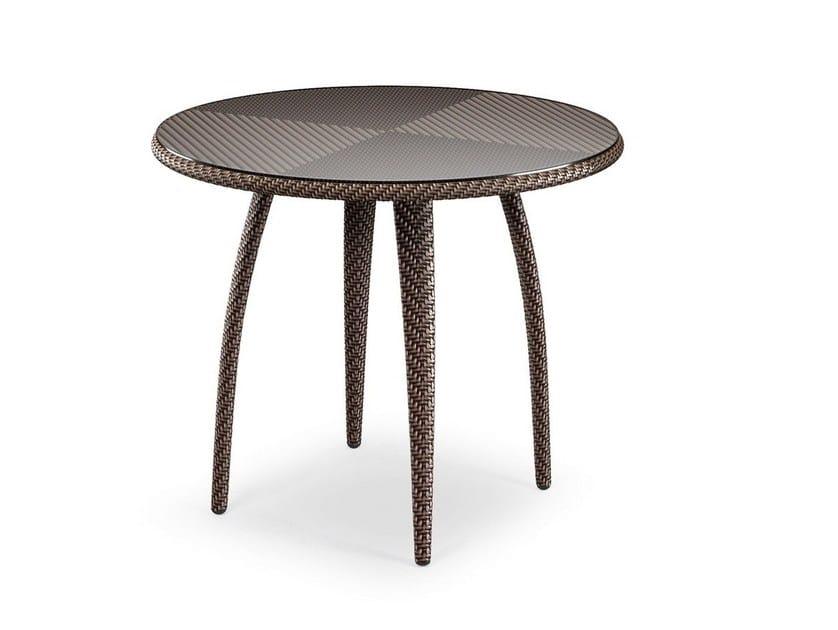 Round garden table TANGO | Table by Dedon