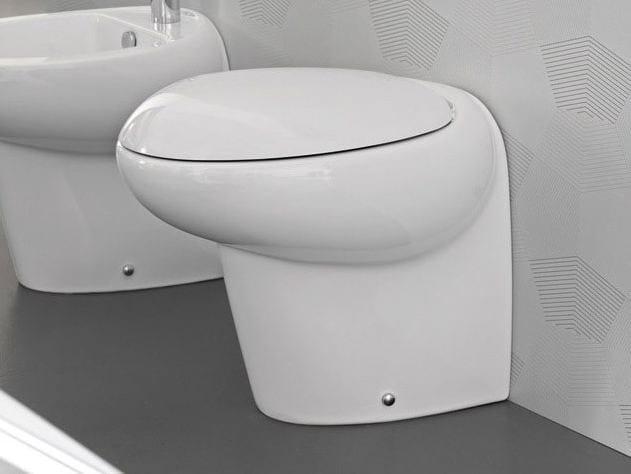 Ceramic toilet TAO   Toilet - Hidra Ceramica