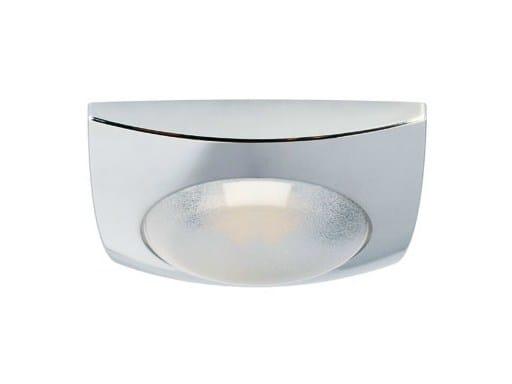 Contemporary style LED direct light plastic ceiling light TATÌ - Quicklighting