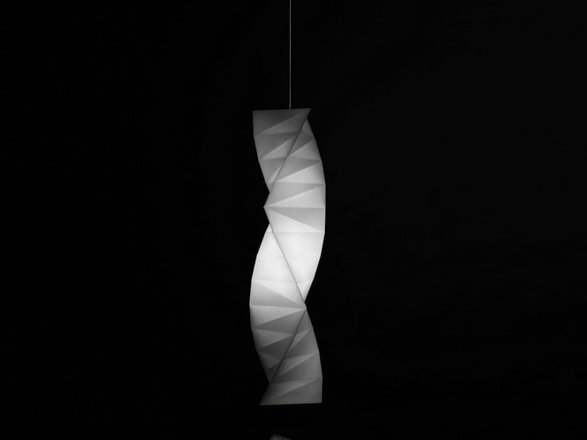 Recycled material pendant lamp TATSUNO-OTOSHIGO - Artemide Italia