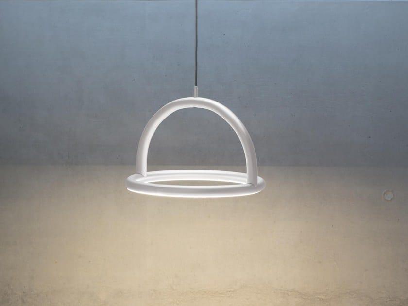 Aluminium pendant lamp TAURUS by Vertigo Bird