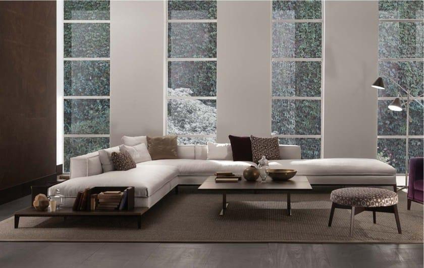 Divano componibile in tessuto taylor divano in tessuto for Salotti poltrone sofa