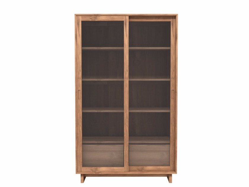 Teak bookcase TEAK WAVE | Bookcase - Ethnicraft