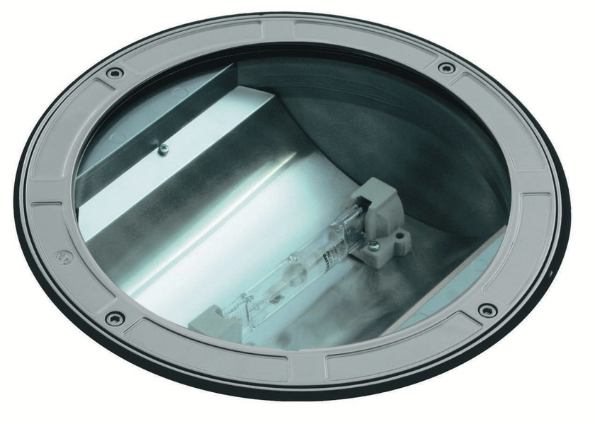 Halogen die cast aluminium Floor Light TECH F.1086 - Francesconi & C.