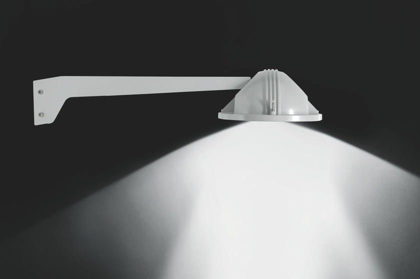 Contemporary style metal street lamp TECH F.8390 - Francesconi & C.