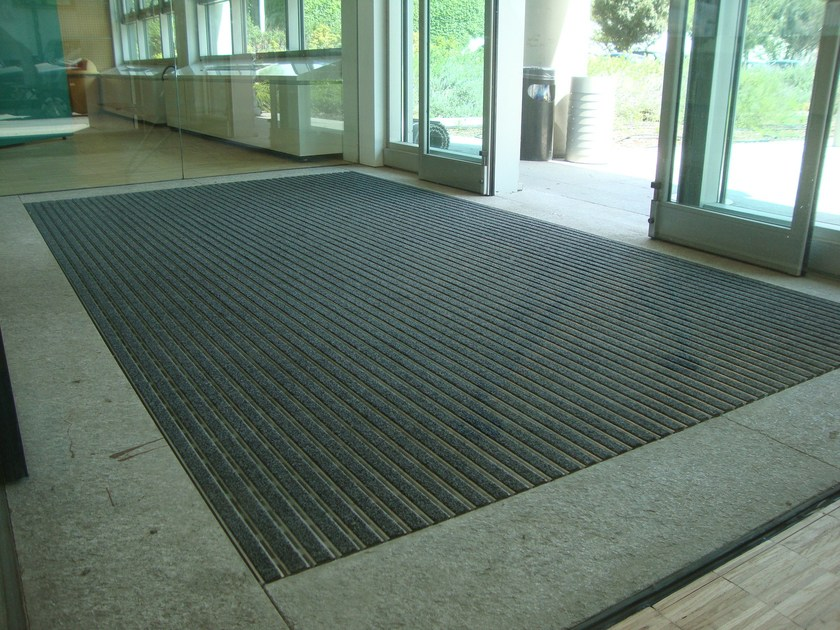 Extruded aluminium Technical mat TECNOMAT H1 - BAIO di Baio Samuele