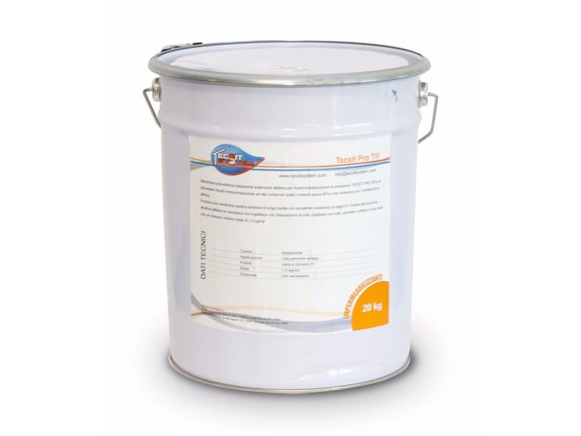 Waterproofing film TECSIT PRO T by Tecsit System®