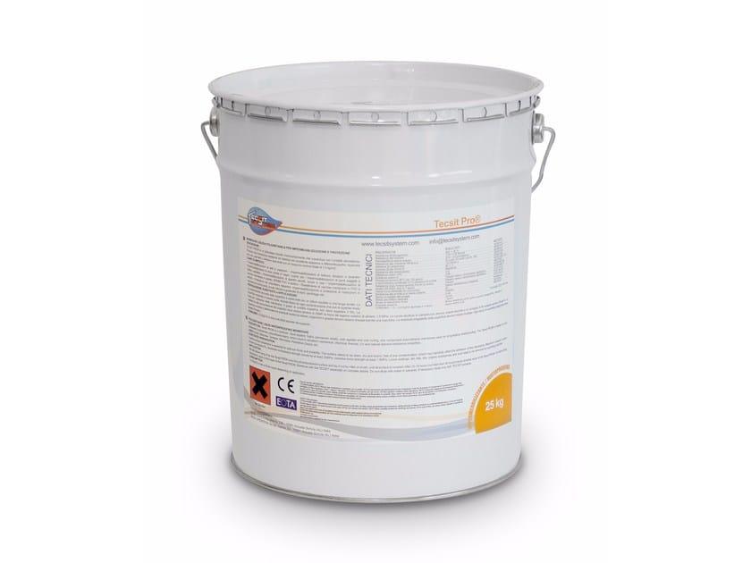 Waterproofing film TECSIT PRO - Tecsit System®