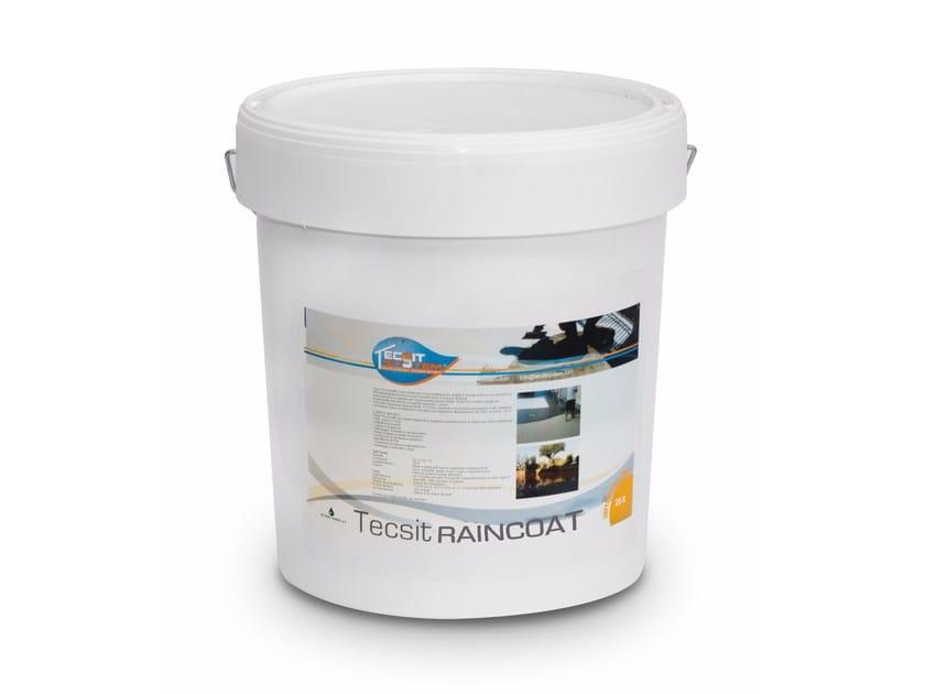 Rivestimento elastomerico TECSIT RAINCOAT by Tecsit System®