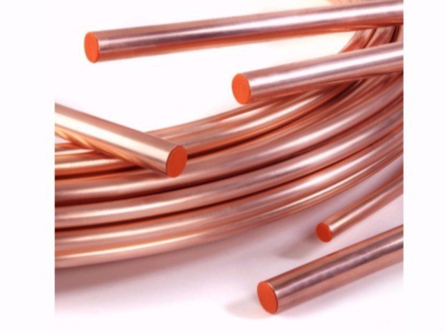 Pipe for air conditioning unit and for domestic gas network TECTUBE® - Serravalle Copper Tubes