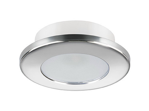 LED recessed stainless steel spotlight TED C 2W - IP66 by Quicklighting