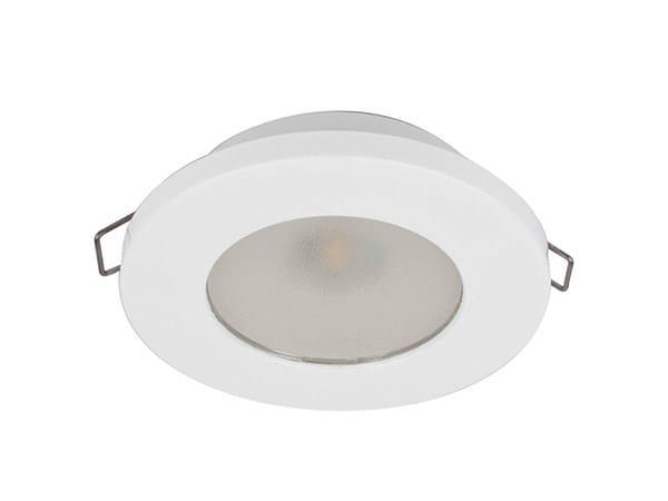 LED recessed plastic spotlight TED N 2W - IP40 - Quicklighting