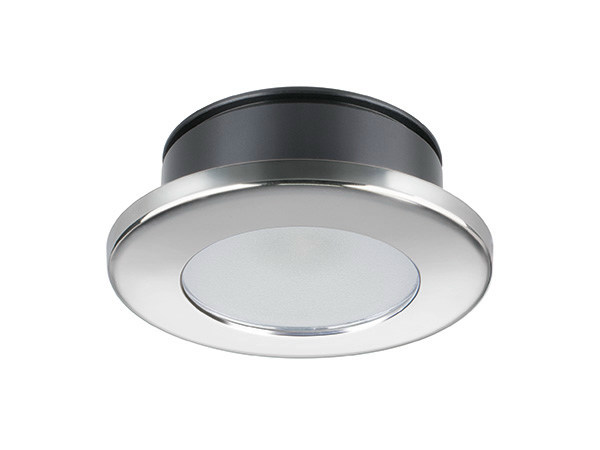 LED recessed stainless steel spotlight TED V 4W - IP66 - Quicklighting