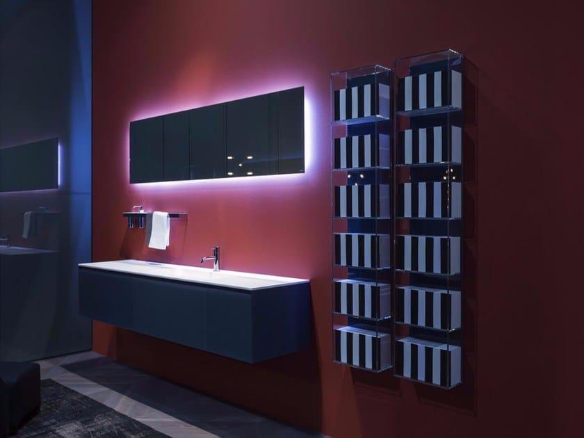 Bathroom furniture set TEMPRA - Antonio Lupi Design®