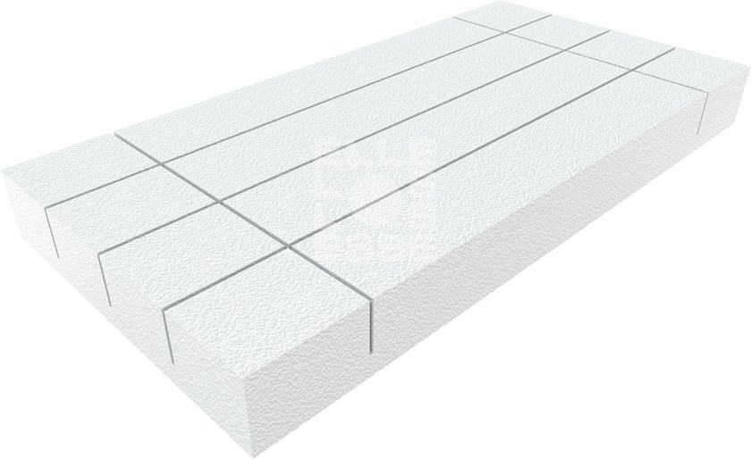 Exterior insulation system TEN by ELLE ESSE