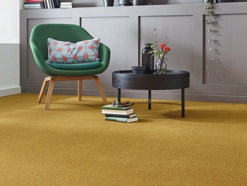 Solid-color carpeting TERZO - Vorwerk & Co. Teppichwerke