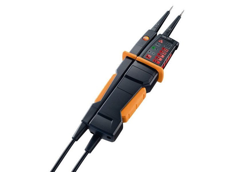 Contatore, misuratore, tester TESTO 750-1 - TESTO
