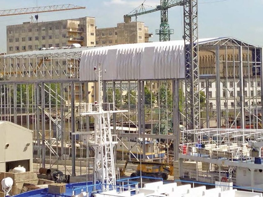 Steel building system Steel building system - Kopron
