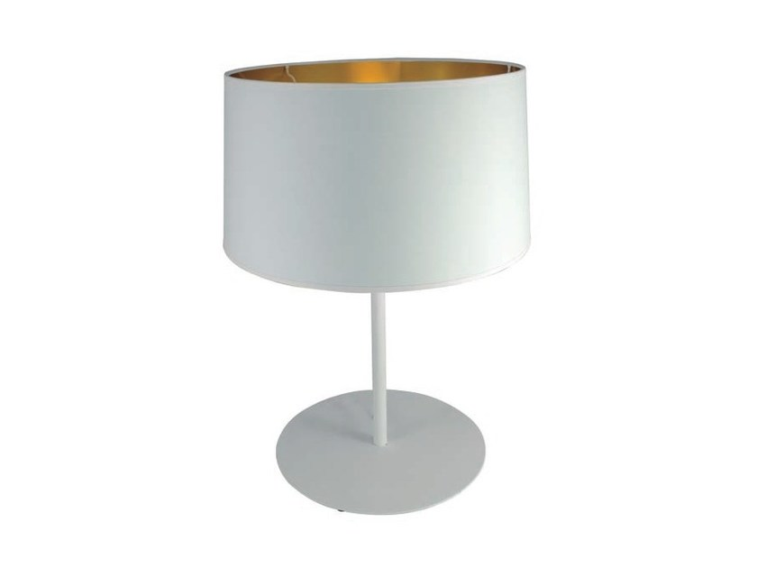 Metal table lamp with fixed arm TEX | Metal table lamp by Aromas del Campo