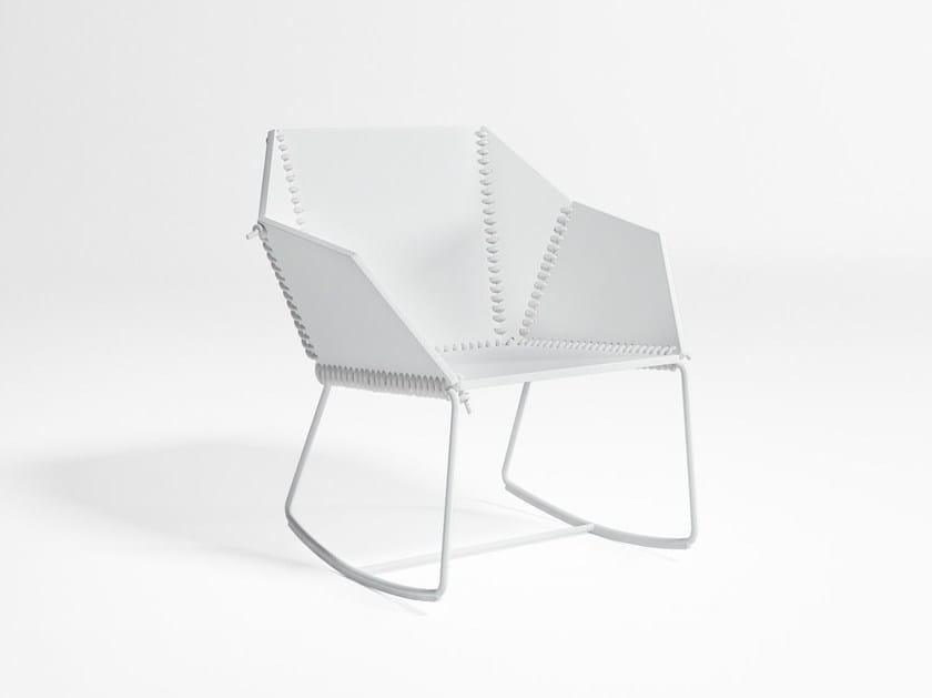 Poltrone a dondolo moderne sedie a dondolo moderne for Sedia design usata
