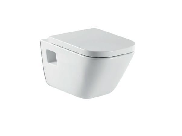 Wall-hung toilet THE GAP | Wall-hung toilet - ROCA SANITARIO