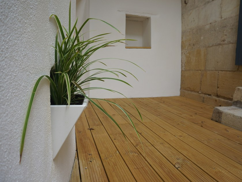 Custom planter LITTLE GARDEN POT WHICH GOES EVERYWHERE | Custom planter - IMAGE'IN by ATELIER SO GREEN