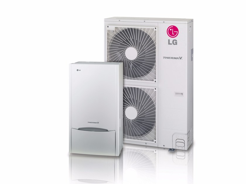 Air to water Heat pump THERMA V - LG Electronics Italia