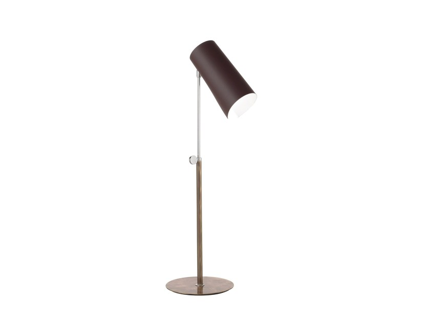 Height-adjustable table lamp THEVETIA | Table lamp by NOIDESIGN