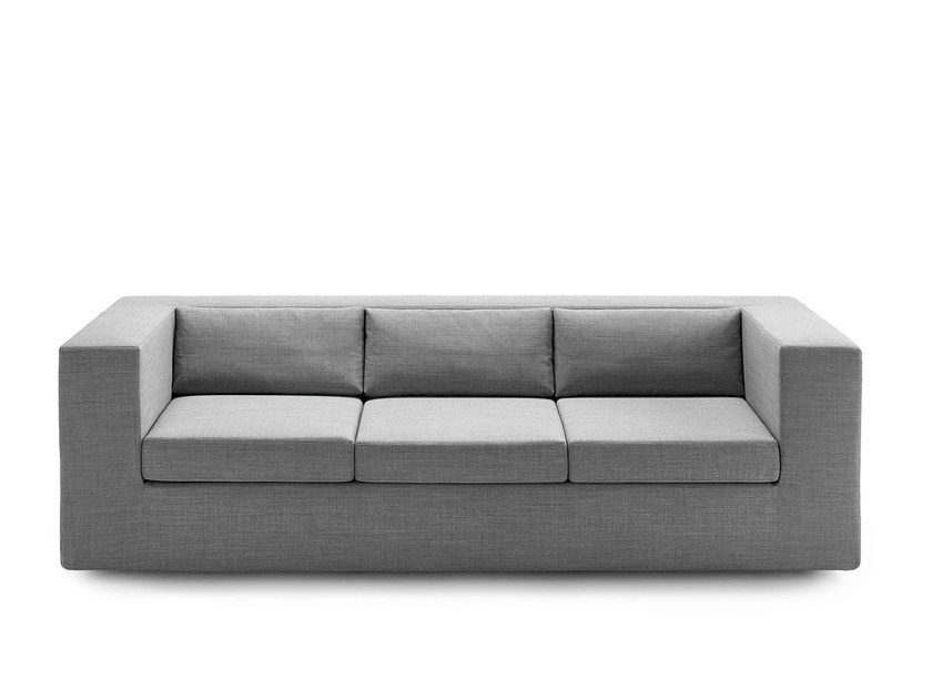 Sofa with removable cover THROW-AWAY L | Sofa - Zanotta