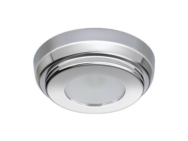 LED stainless steel spotlight TIM C 2W by Quicklighting