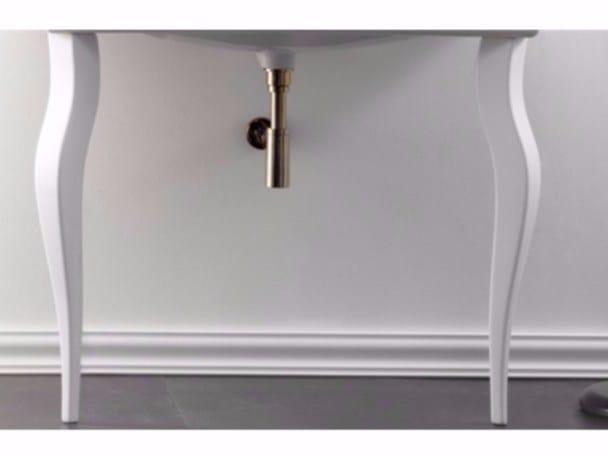 Ceramic legs for console TIME - GSG Ceramic Design