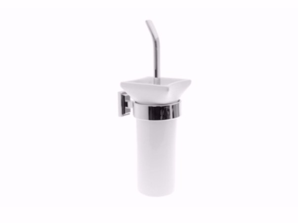 Wall-mounted toilet brush TIME | Wall-mounted toilet brush - GSG Ceramic Design