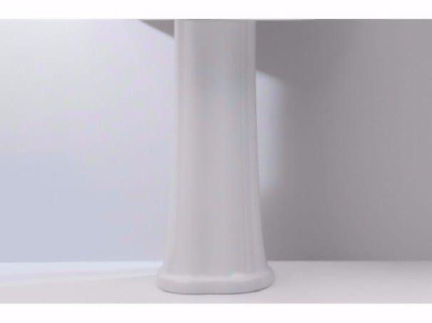 Washbasin pedestal TIME | Washbasin pedestal - GSG Ceramic Design