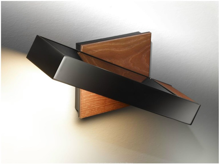 LED wooden wall light TIMEA - BOVER Il. Luminació & Mobiliario